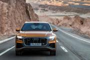 Le Q8 d'Audi a une large calandre octogonale.... (PHOTO AUDI) - image 3.0