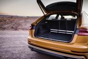 Le coffre de l'Audi Q8 fait 605 litres.... (PHOTO AUDI) - image 7.0