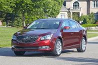 Buick LaCrosse: ce n'est qu'un au revoir