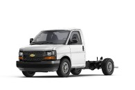 Chevrolet - Fourgonnette commerciale tronquée Express 2016