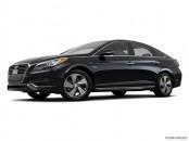 Hyundai - Sonata hybride rechargeable 2016