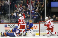 Red Wings Islanders Hockey