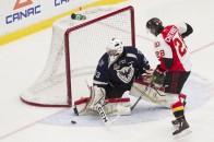 le hockey du phoenix contre Baie comeauphoto rene marquis