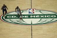 APTOPIX Mexico Suns Spurs Basketball
