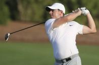 Mideast Emirates Dubai Golf