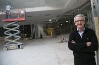 le propriétaire du Sport expert Sherbrooke, Roger Héroux