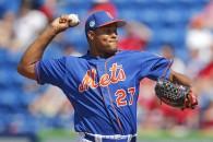 Cardinals Mets Spring Baseball