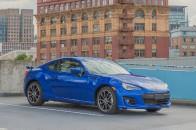 Subaru BRZ : l'intruse