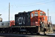 CN Rail 20161025