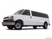 Chevrolet - Fourgonnette Express tourisme 2017