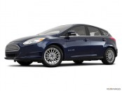 Ford - Focus électrique 2017
