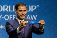 Switzerland Soccer WCup Playoff Draw