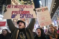 APTOPIX Net Neutrality Rally