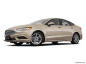 Ford - Fusion hybride 2018