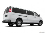 Chevrolet - Fourgonnette Express tourisme 2018