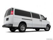 Chevrolet - Express urbaine fourgonnette utilitaire 2018