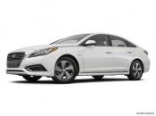 Hyundai - Sonata hybride rechargeable 2017