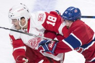 HKN Red Wings Canadiens 20170321