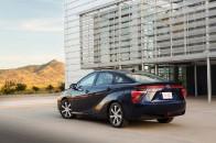 Banc d'essai- Toyota Mirai: un (autre) choix pour demain