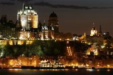 La ville de Québec...