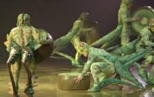 Nos photos du spectacle OVO du Cirque du Soleil.
