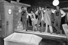Photos d'archives de La Presse du groupe Rock et belles oreilles