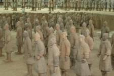 Visitez une partie très touristiques de la Chine, la ville de Xian.