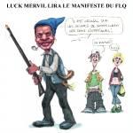 Les caricatures de Serge Chapleau.