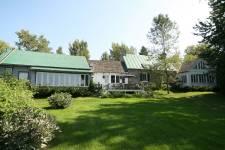 Visitez la maison de Bernard Landry