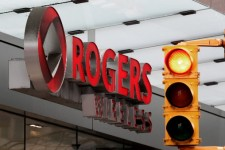 Un magasin Rogers de Toronto... (Photo: PC)