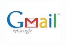 Le logo de Gmail...