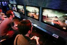 Des participants à l'E3 2009... (Photothèque La Presse)