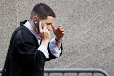 Vidéotron a dévoilé mercredi de nouveaux forfaits pour ses services mobiles,... (Photo: Reuters)