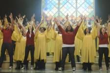 Nos photos de la série télé Glee.