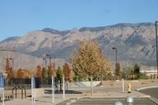 Découvrez la ville d'Albuquerque à travers les photos de la journaliste Andrée Lebel.