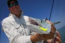 Trois jours de pêche, quatorze espèces... et quelques bananes. Montez à bord pour une partie de pêche dans le golfe du Mexique.