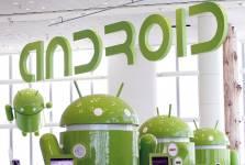 «La variété est une des forces» d'Android, estime... (Photo: Reuters)