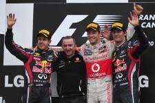 Bernard Brault a capté toute l'action de la course du Grand Prix du Canada et de la fébrile matinée la précédant.