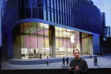 Apple a dévoilé son nouvel appareil, le iPhone 4S.