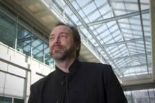 Le fondateur de Wikipédia, Jimmy Wales.... (Photo: André Pichette, archives La Presse)