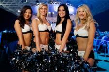 Une grande fête du Super Bowl, certifiée par la Ligue nationale de  football (NFL), a eu lieu dimanche, au Stade Uniprix, à Montréal.