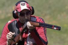 Le tireur autrichien Andreas Scherhaufer participera aux Jeux...