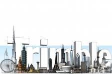 L'application de modélisation en 3D utilisée notamment par des architectes et...