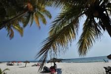 Des plages de sable blanc bordées de forêts luxuriantes, des îles quasi-désertes: la Sierra Leone a tout pour attirer les touristes et dix ans après être sortie d'une guerre particulièrement sanglante, elle veut devenir une destination privilégiée de villégiature.