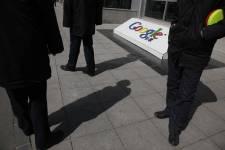 Le groupe Google a mis en garde ses utilisateurs et autres internautes  contre... (Photo AP)