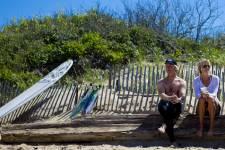 Beaucoup de célébrités sont passées par Montauk. Et si la tendance se maintient, l'éclectique et mystérieux village de surf et de pêche situé sur la pointe de Long Island, dans l'État de New York, sera une des destinations les plus chaudes de l'été.