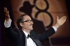 Les invités du gala Gregory Charles 2012, au Festival Juste pour Rire, ont mis Hollywood à l'honneur.