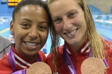 Quelques clichés de la deuxième journée de compétition aux Jeux olympique de Londres, le 29 juillet 2012.