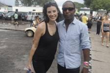 Les vedettes rencontrées par Herby Moreau au festival Osheaga 2012.