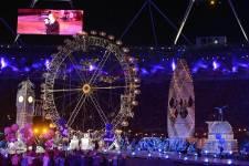 Cérémonie de clôture des Jeux olympiques de Londres 2012
